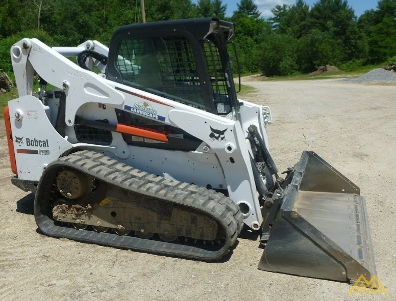 Bobcat T750 Skid Steer Loader 0