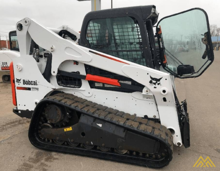 Bobcat T770 Skid Steer Loader 0