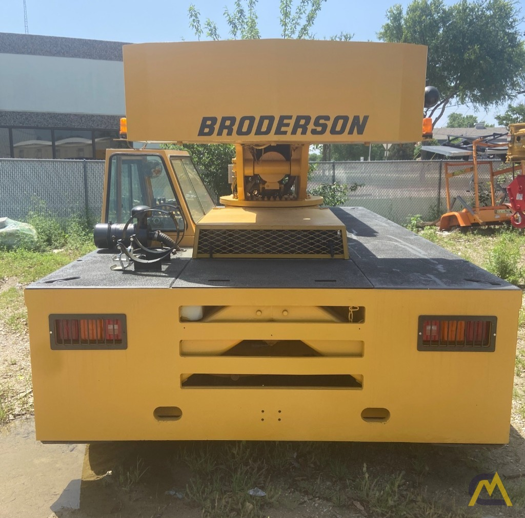 Broderson IC-200-2F 15-ton Carry Deck Industrial Crane 4