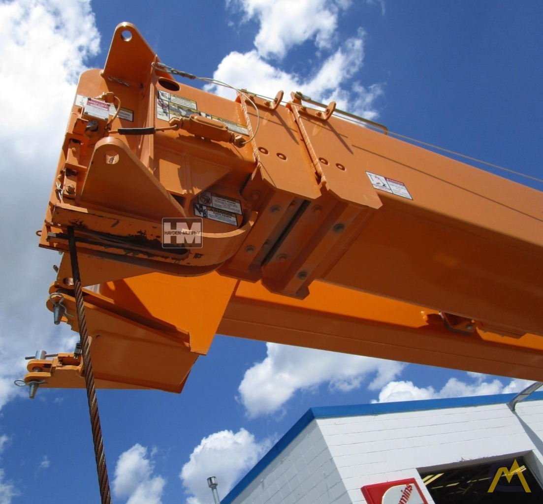 Broderson IC-200-2H 15-Ton Industrial Carry Deck Crane 5
