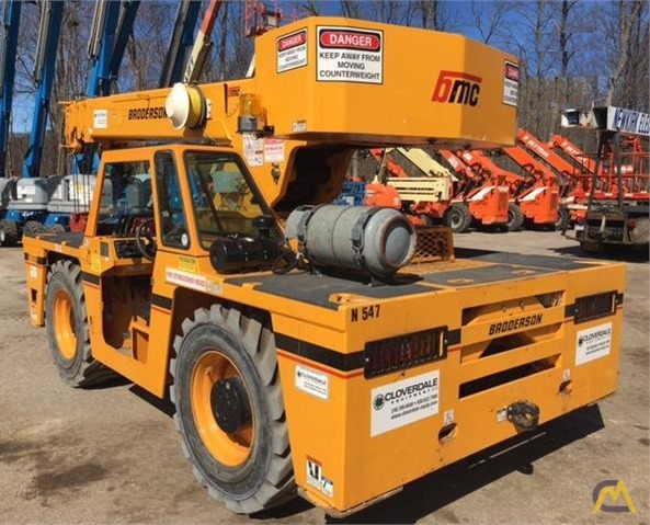 Broderson IC-200-3H 15-Ton Carry Deck Crane 2