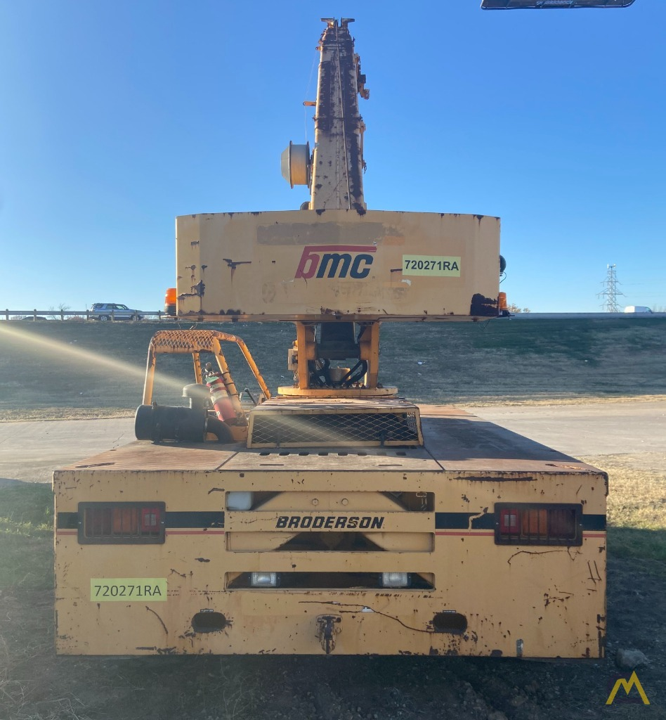 Broderson IC-200-3H 15-ton Carry Deck Industrial Crane Low Hours 2