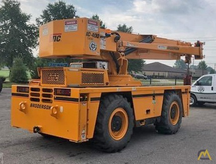 Broderson IC-400-3A 25-Ton Carry Deck Crane 3