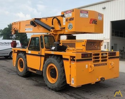 Broderson IC-400-3A 25-Ton Carry Deck Crane 1