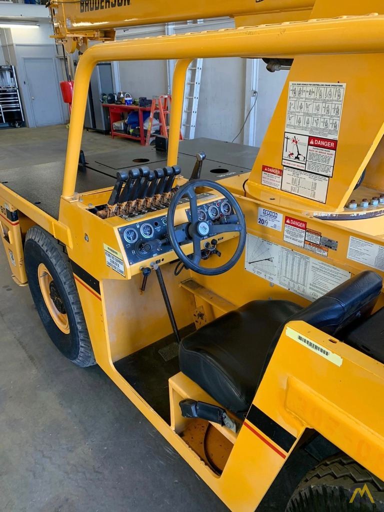 Broderson IC-80-3F 9-Ton Compact Carry Deck Crane 11