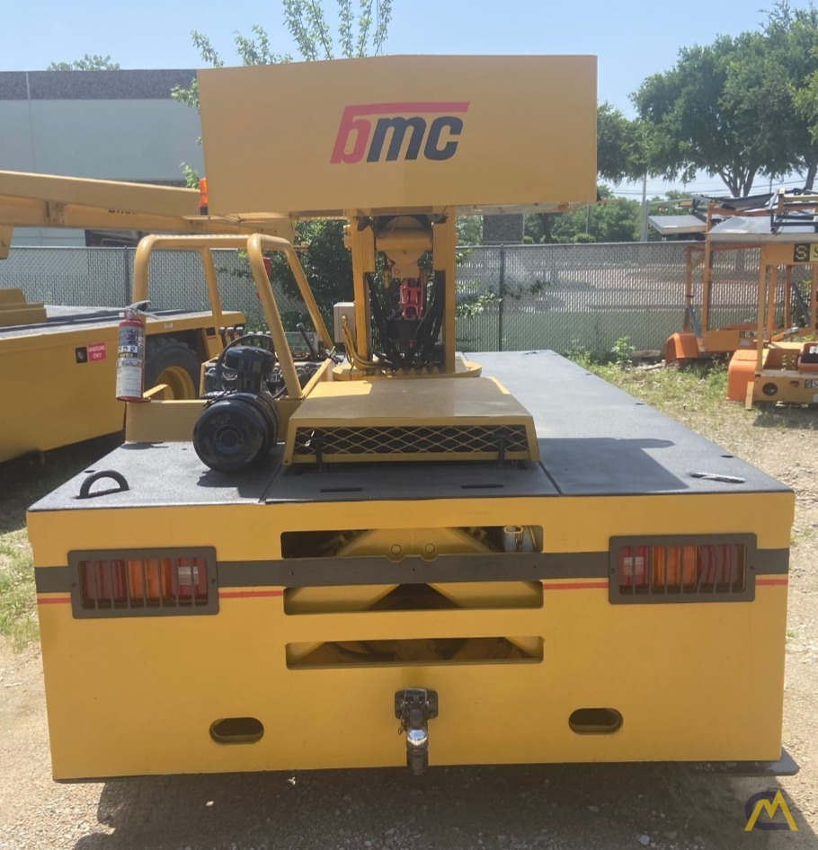 Broderson IC-80-3G 9-Ton Carry Deck Industrial Crane 6
