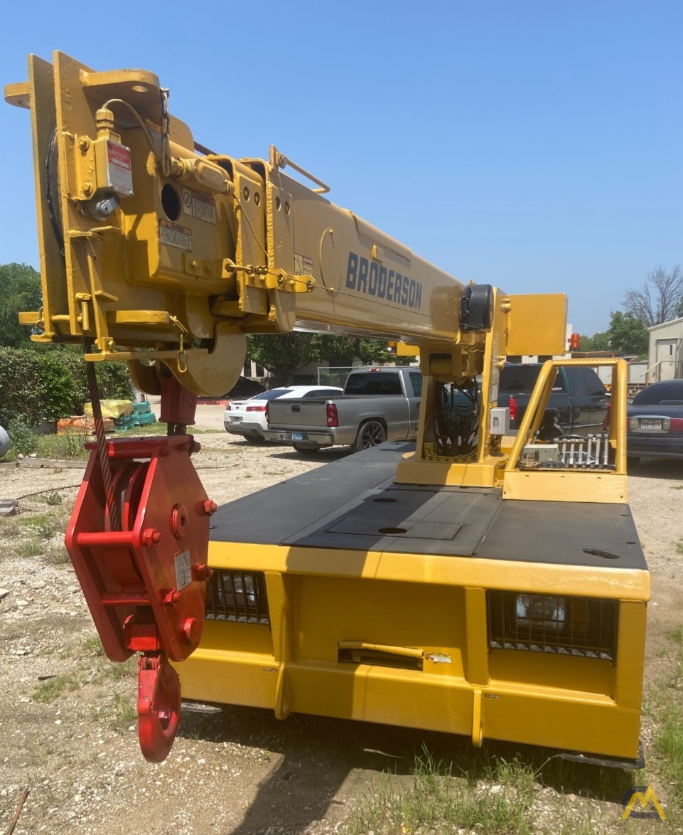 Broderson IC-80-3G 9-Ton Carry Deck Industrial Crane 3