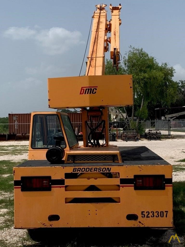 Broderson IC-80-3G 9-Ton Industrial Carry Deck Crane 2