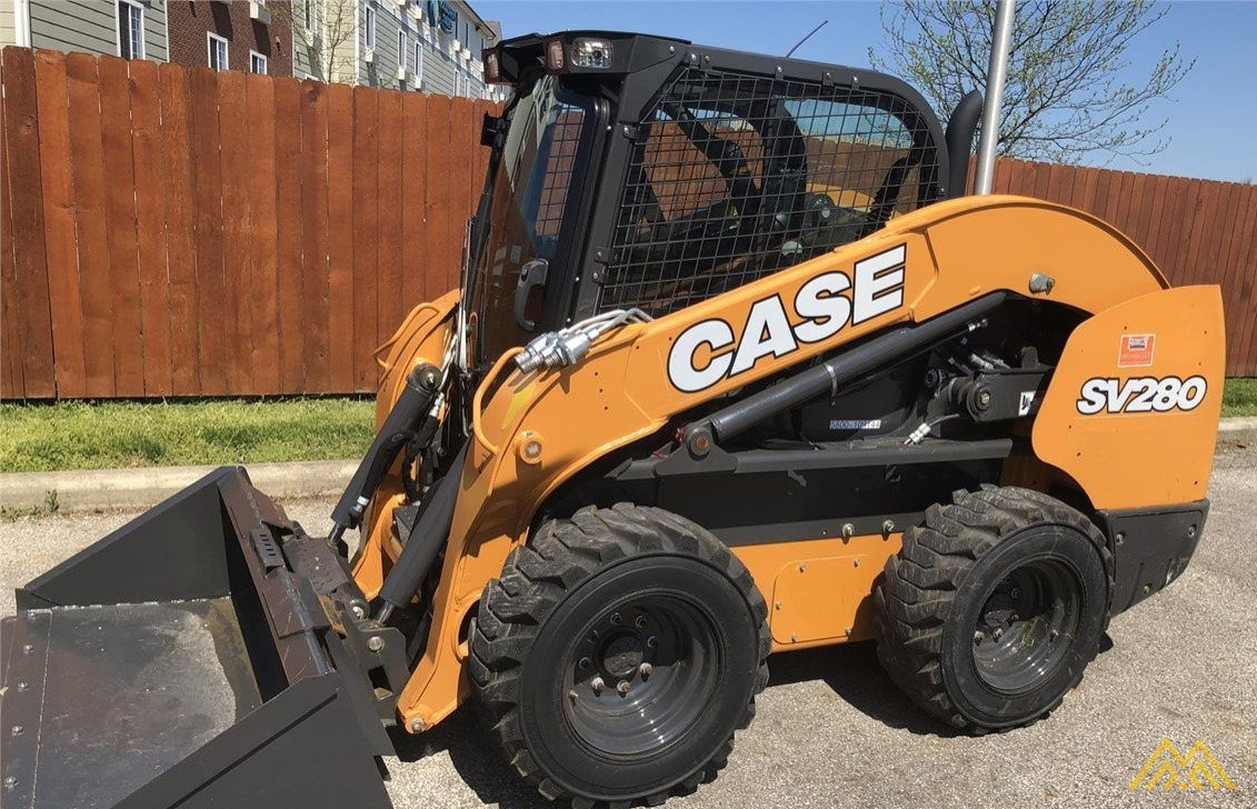 Case SV280 Skid Steer Loader 0