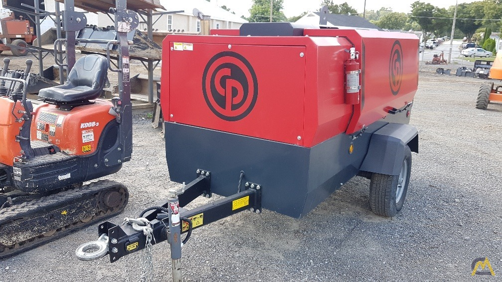 Chicago Pneumatic CPS400-150 400 CFM Portable Air Compressor 1