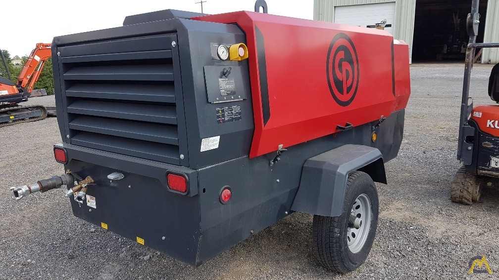 Chicago Pneumatic CPS400-150 400 CFM Portable Air Compressor 0