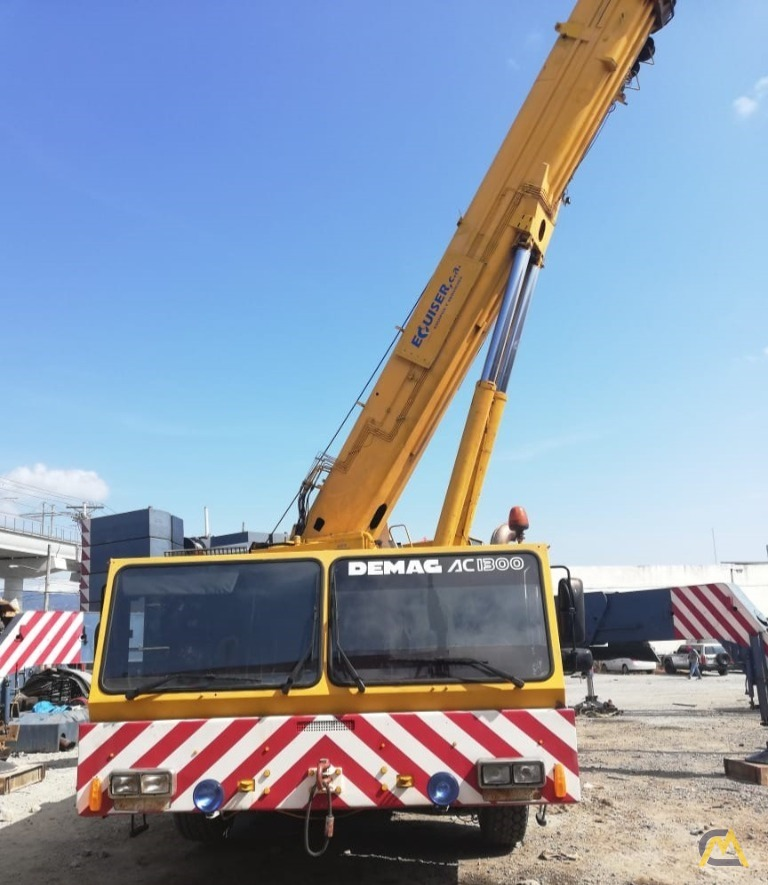 Demag AC 1300 500-Ton All Terrain Crane 2