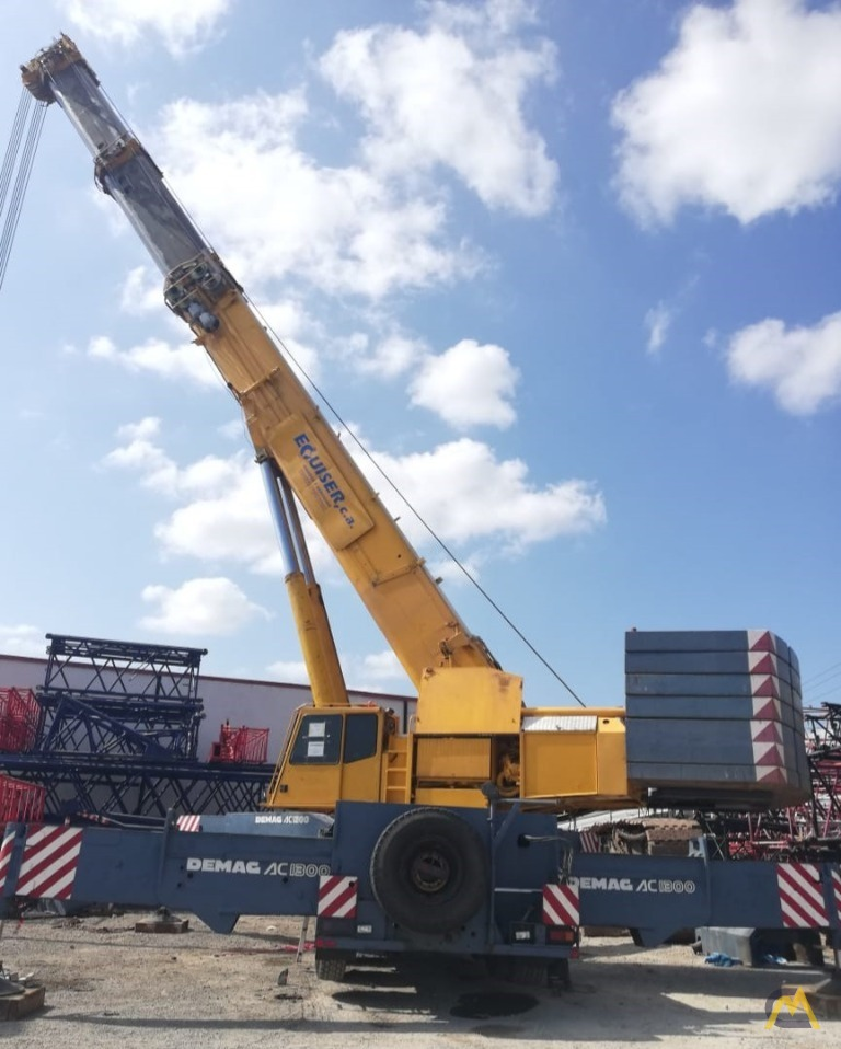 Demag AC 1300 500-Ton All Terrain Crane 1