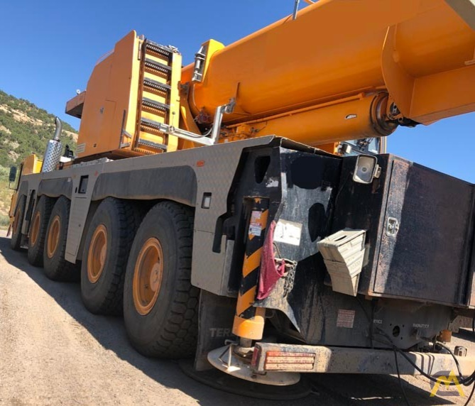 Demag AC 140 170-Ton All Terrain Crane 2