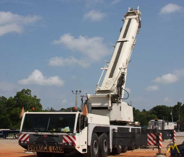 Demag AC350 400-Ton All Terrain Crane 1