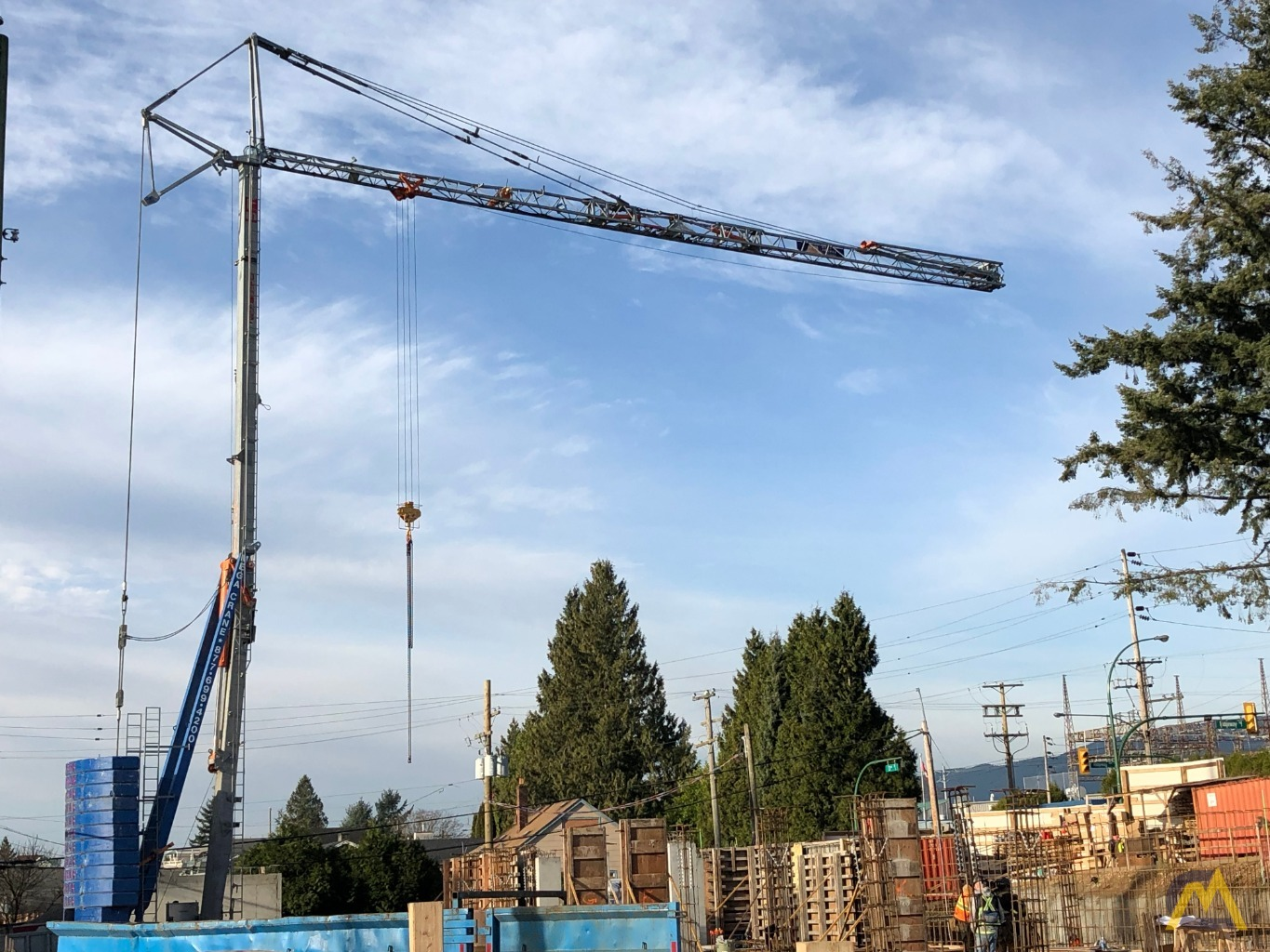 FMGru RB 1035 Self-Erecting Tower Crane 0