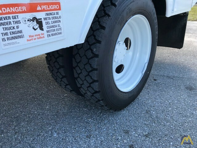 Altec AT37G 42' Articulating Telescopic Boom Aerial Bucket Truck on Ford F550 19