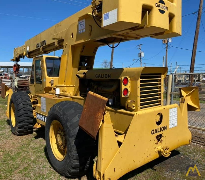 Galion 150FA 15-Ton Down Cab Rough Terrain Crane 3