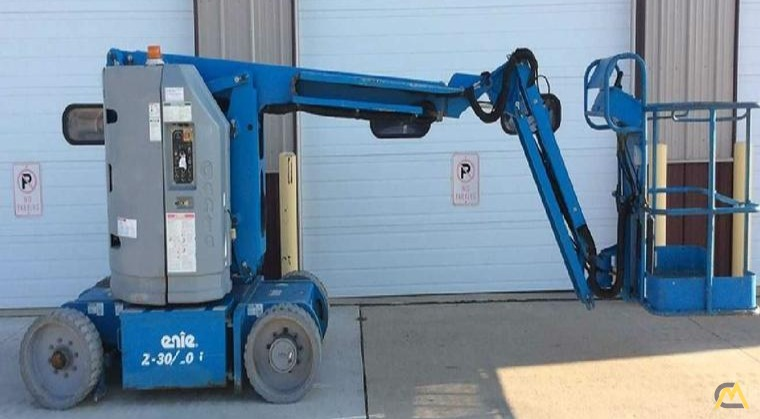 Genie Z30/20N Articulating Boom Lift For Sale