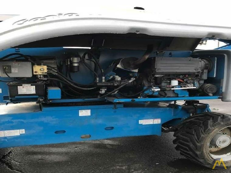 Genie Z80/60 Articulating Boom Lift For Sale