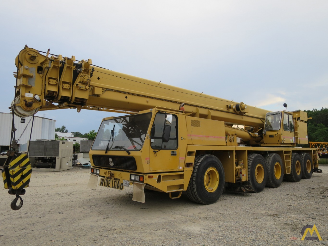 Grove GMK5150B All Terrain Crane-150 US ton 0