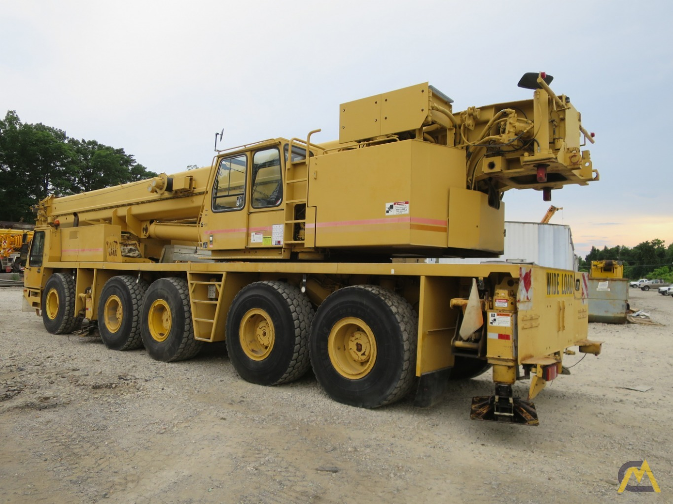 Grove GMK5150B All Terrain Crane-150 US ton 1