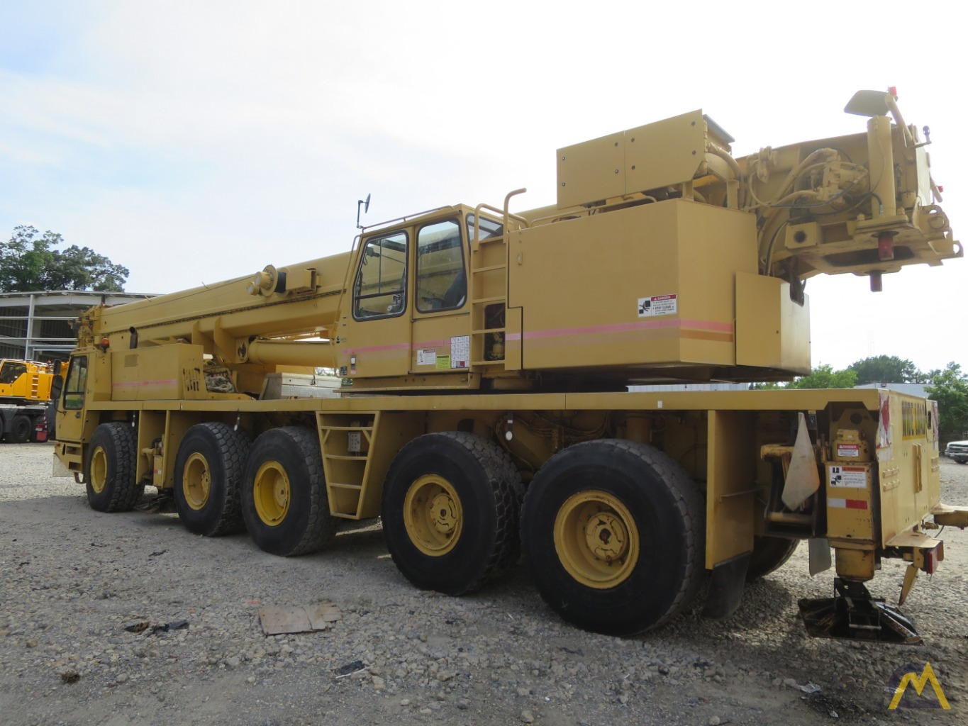 Grove GMK5150B All Terrain Crane-150 US ton 2