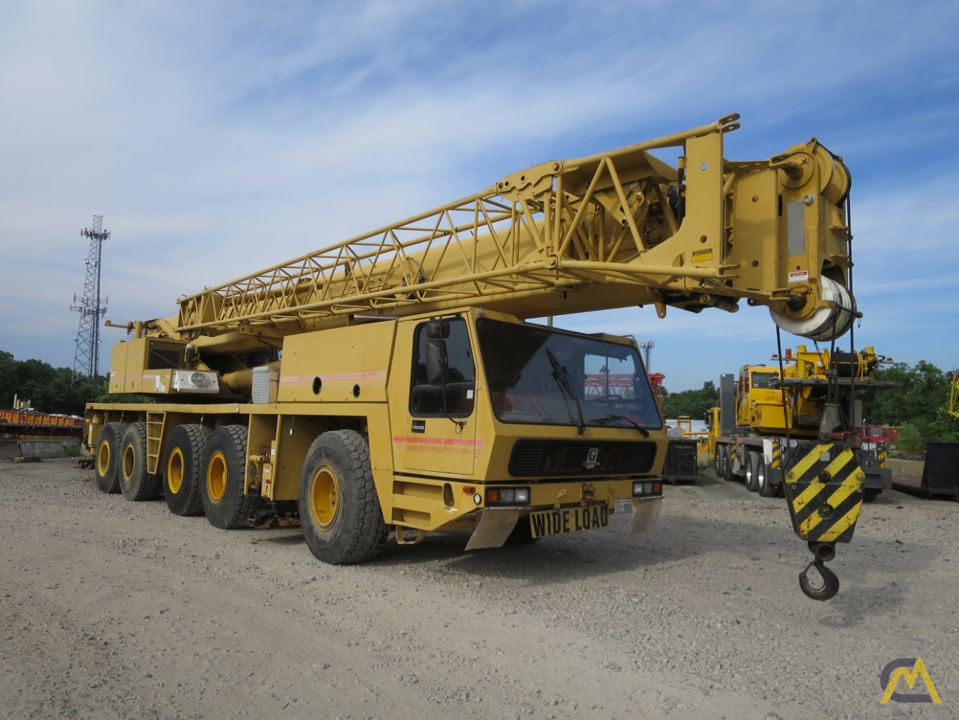 Grove GMK5150B All Terrain Crane-150 US ton 3