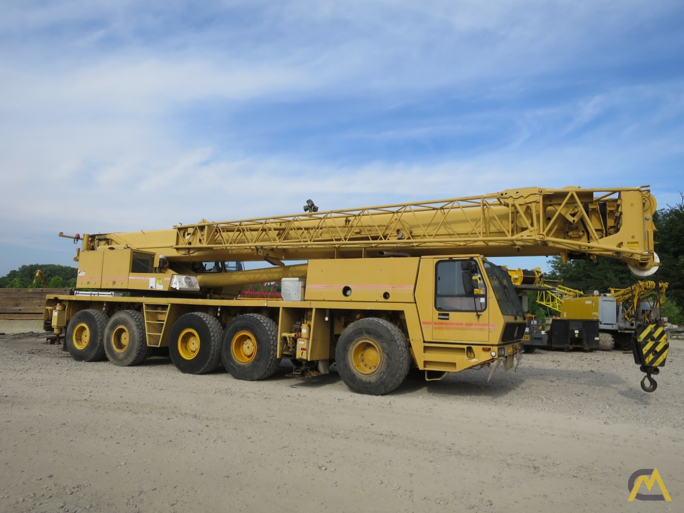 Grove GMK5150B All Terrain Crane-150 US ton 4