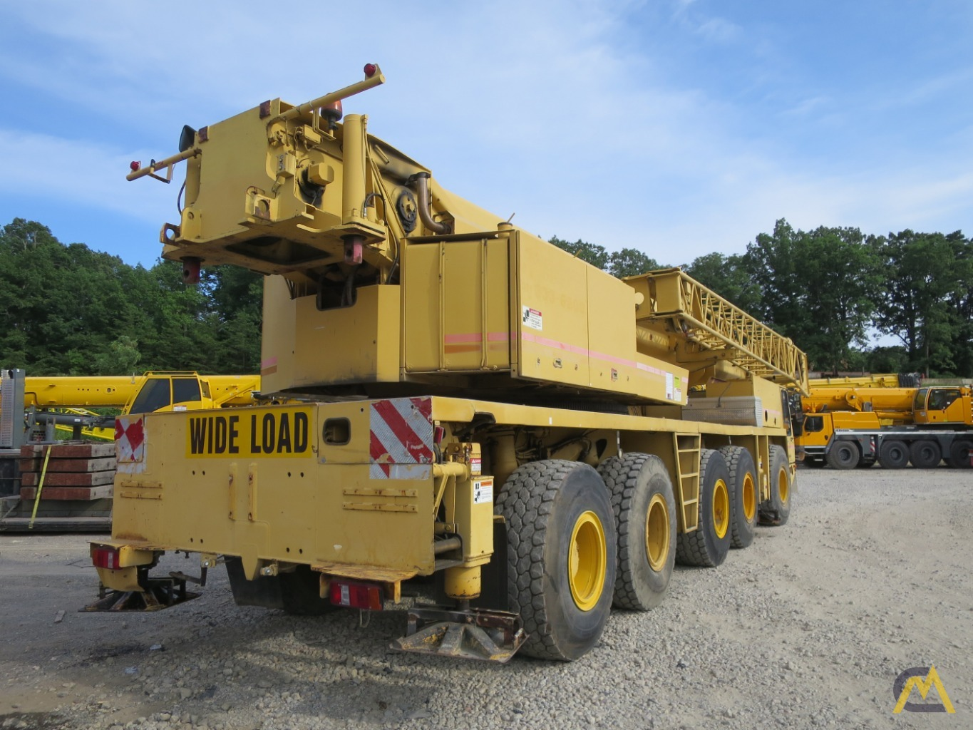 Grove GMK5150B All Terrain Crane-150 US ton 6