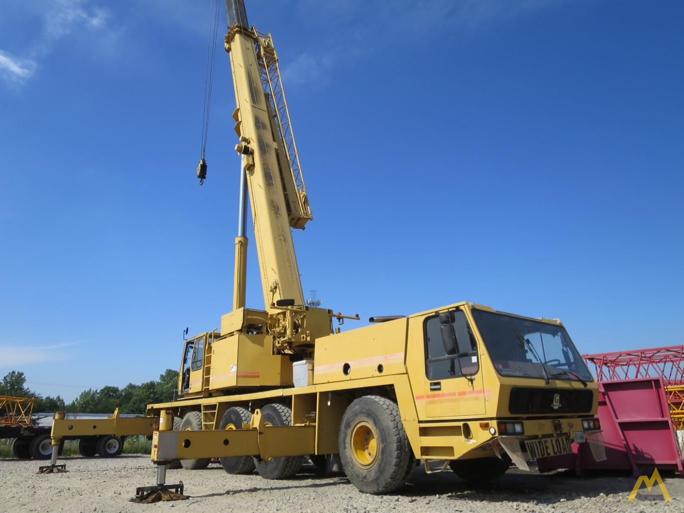 Grove GMK5150B All Terrain Crane-150 US ton 7