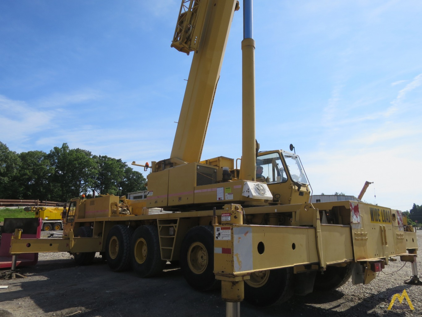 Grove GMK5150B All Terrain Crane-150 US ton 9