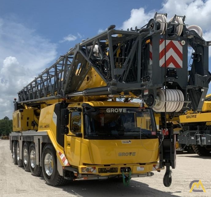 Grove GMK5150L 175-Ton All Terrain Crane 0