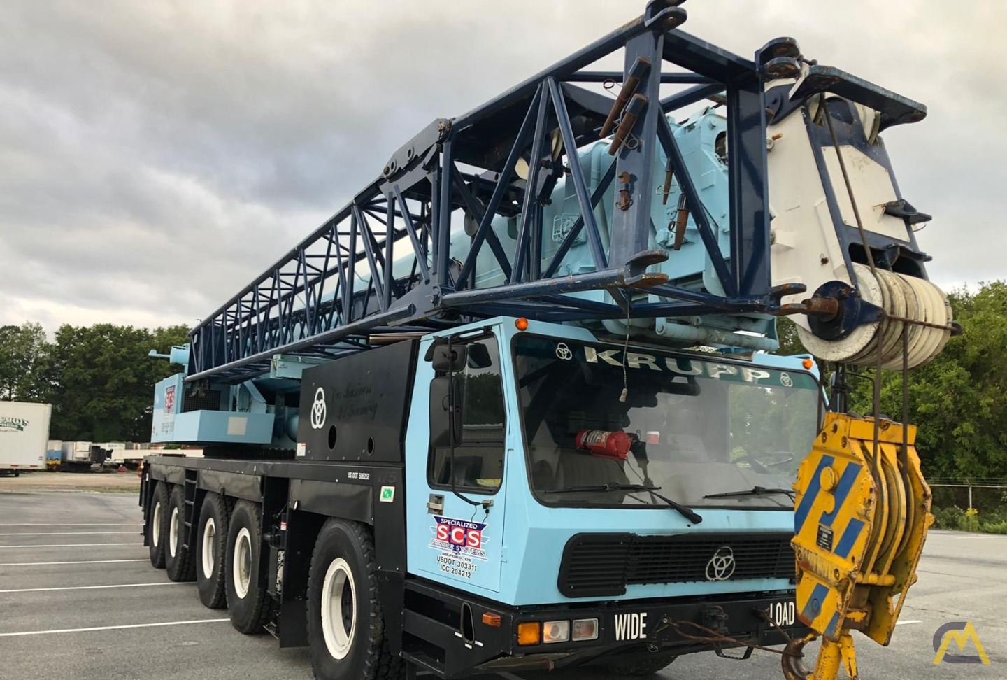 Grove GMK5175 175-Ton  All Terrain Crane 2
