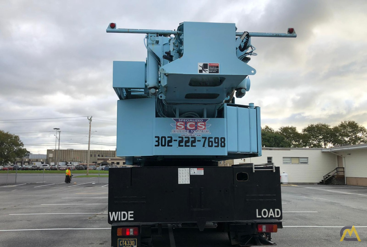 Grove GMK5175 175-Ton  All Terrain Crane 7