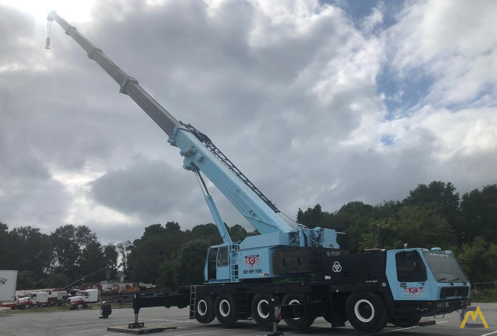 Grove GMK5175 175-Ton  All Terrain Crane 9