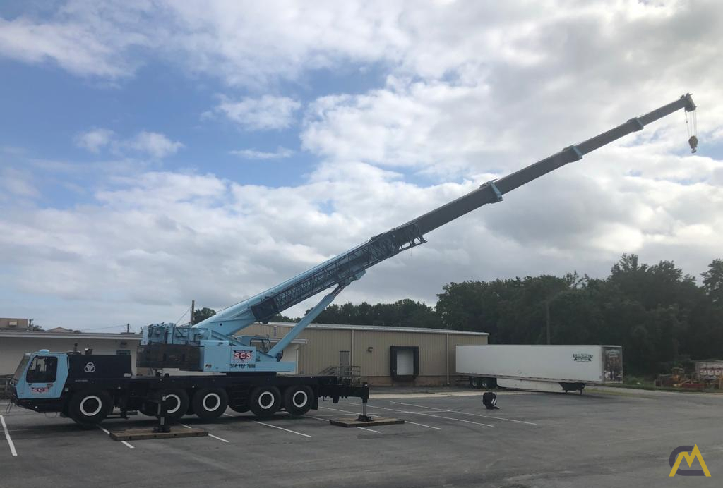 Grove GMK5175 175-Ton  All Terrain Crane 10