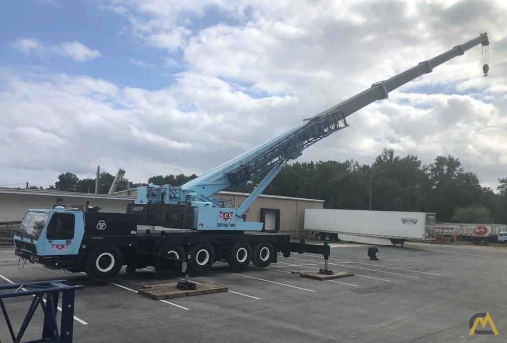 Grove GMK5175 175-Ton  All Terrain Crane 11
