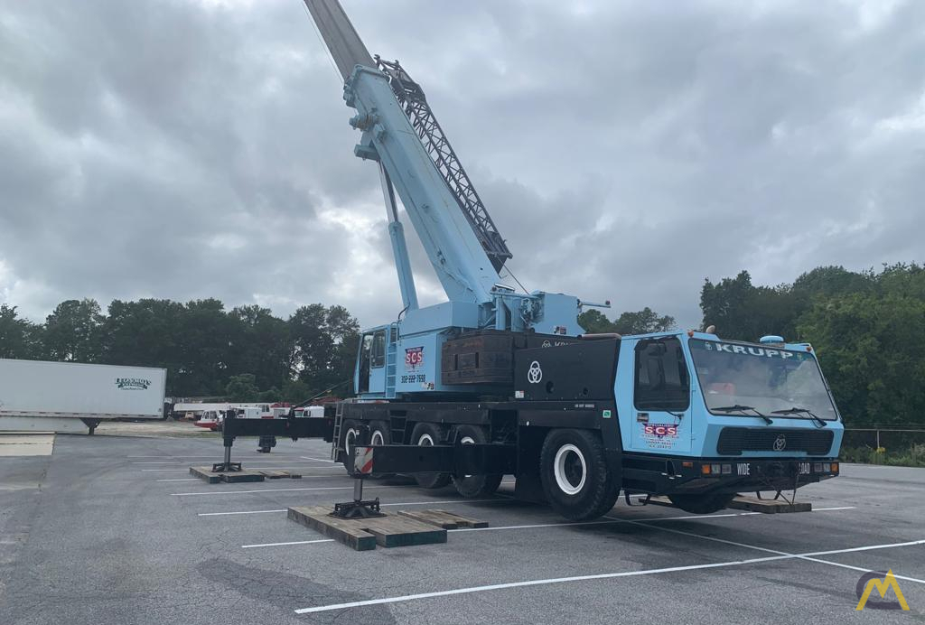 Grove GMK5175 175-Ton  All Terrain Crane 14
