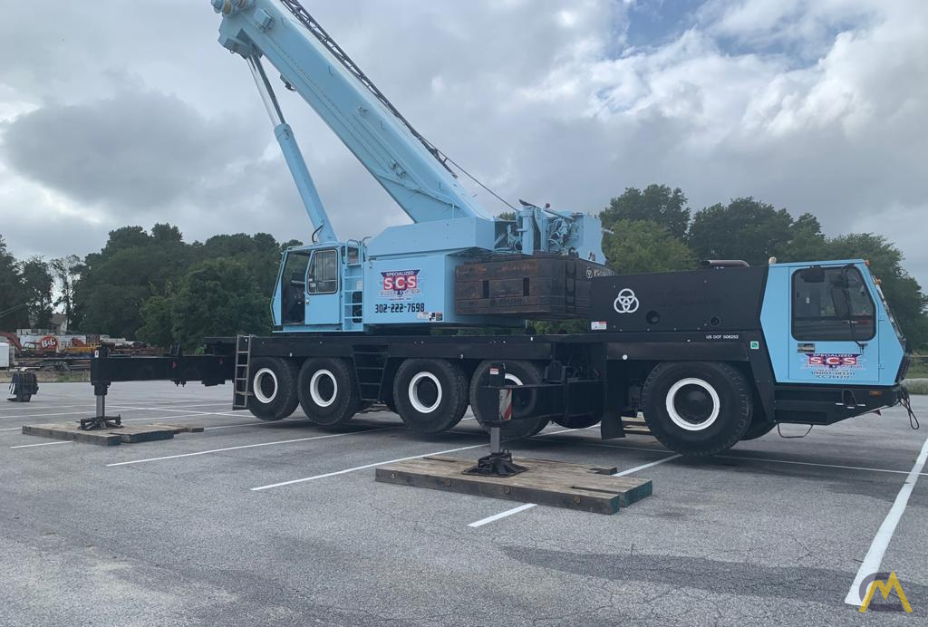 Grove GMK5175 175-Ton  All Terrain Crane 15