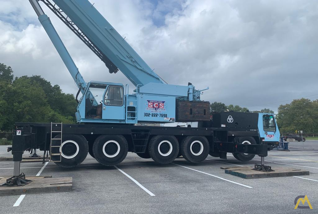 Grove GMK5175 175-Ton  All Terrain Crane 16