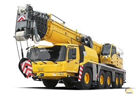 Grove GMK5200-1 240-Ton All Terrain Crane 0