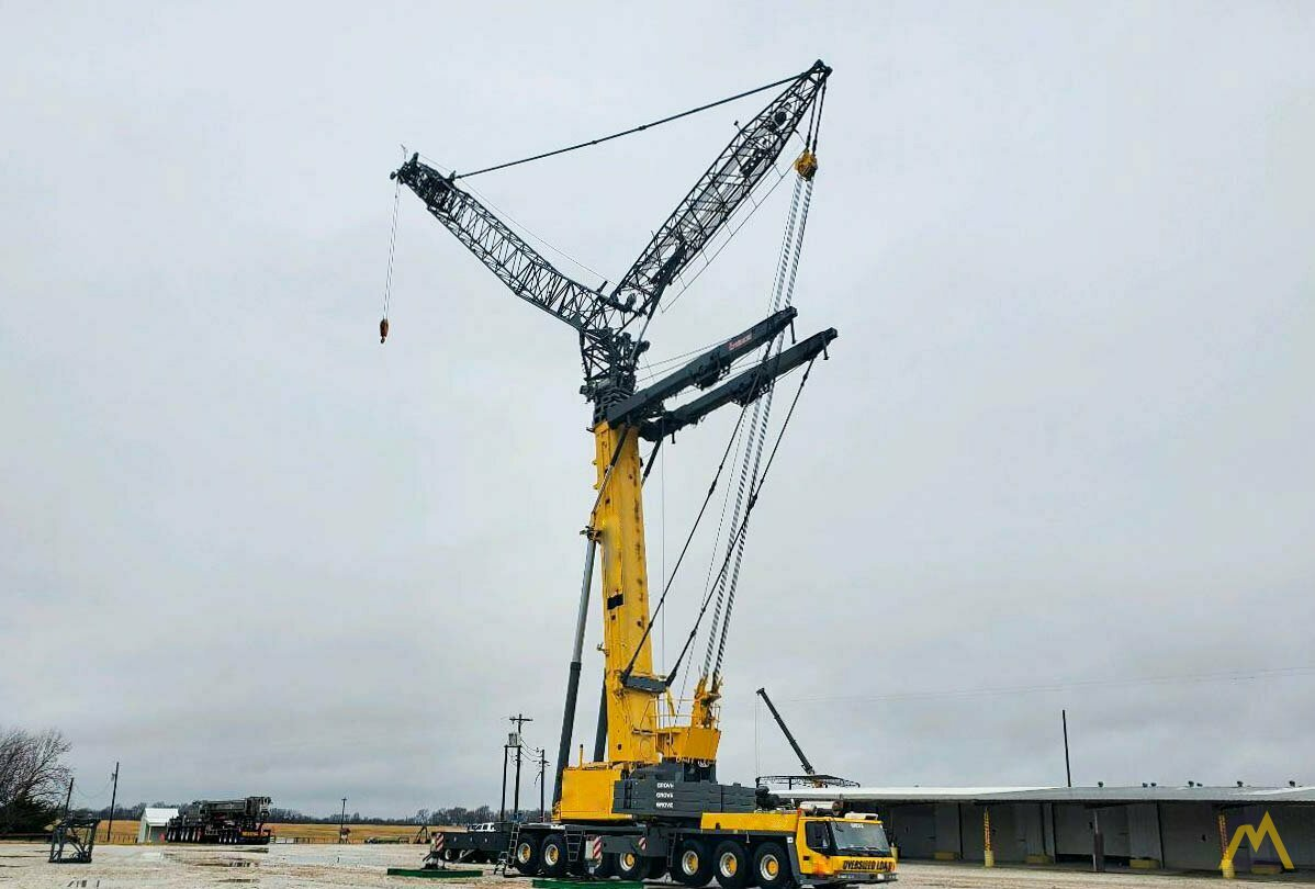 Grove GMK7550 550-ton All Terrain Crane 0