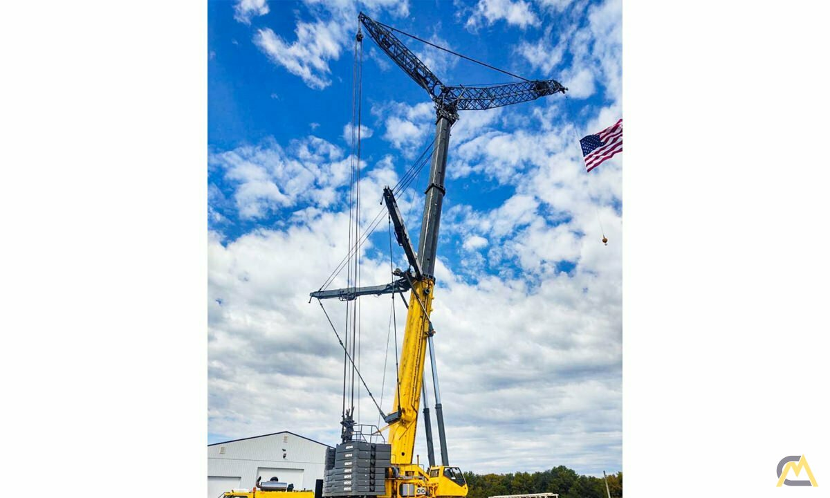 Grove GMK7550 550-ton All Terrain Crane 2