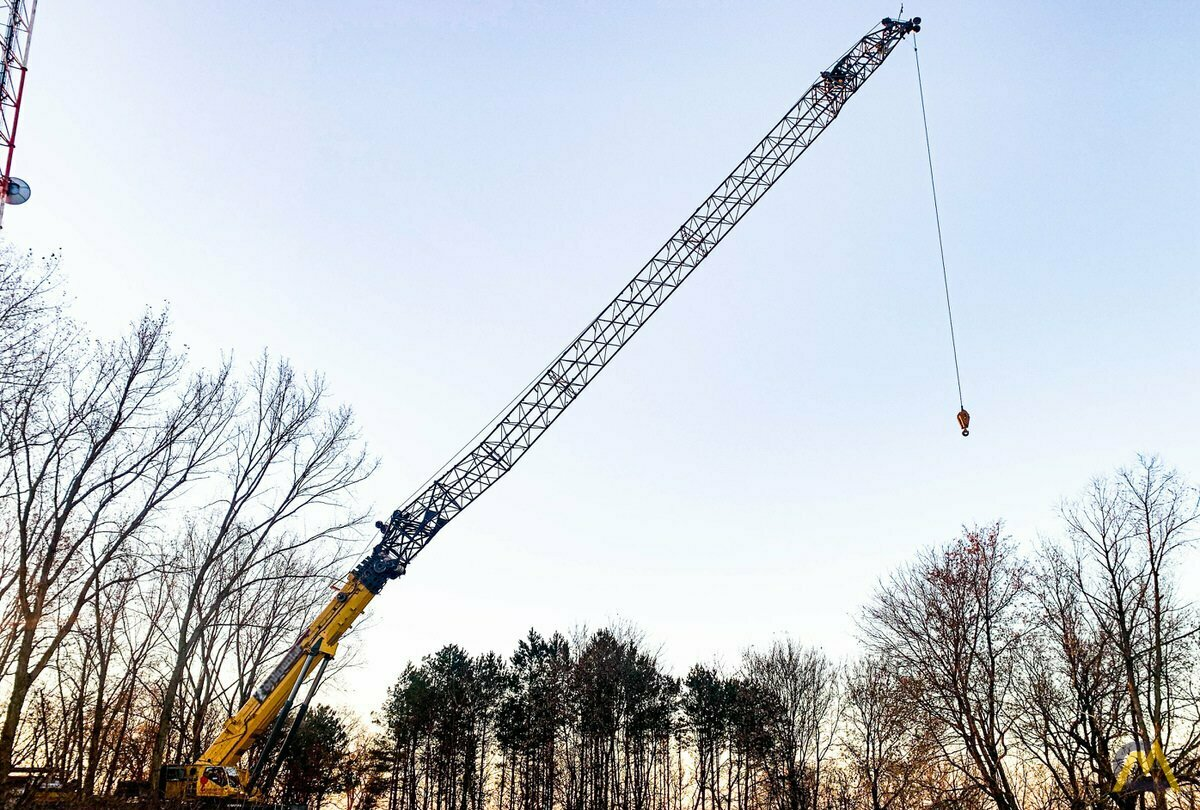 Grove GMK7550 550-ton All Terrain Crane 3