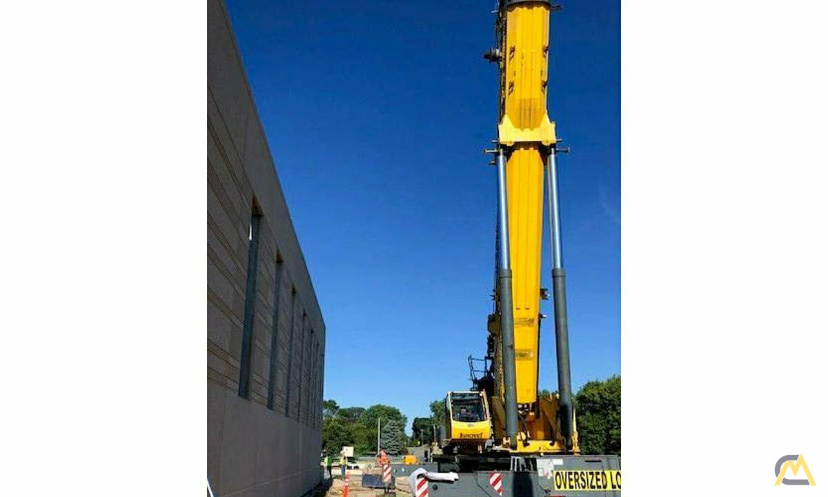 Grove GMK7550 550-ton All Terrain Crane 6
