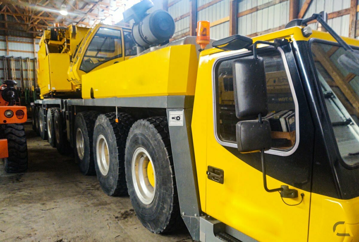 Grove GMK7550 550-ton All Terrain Crane 11