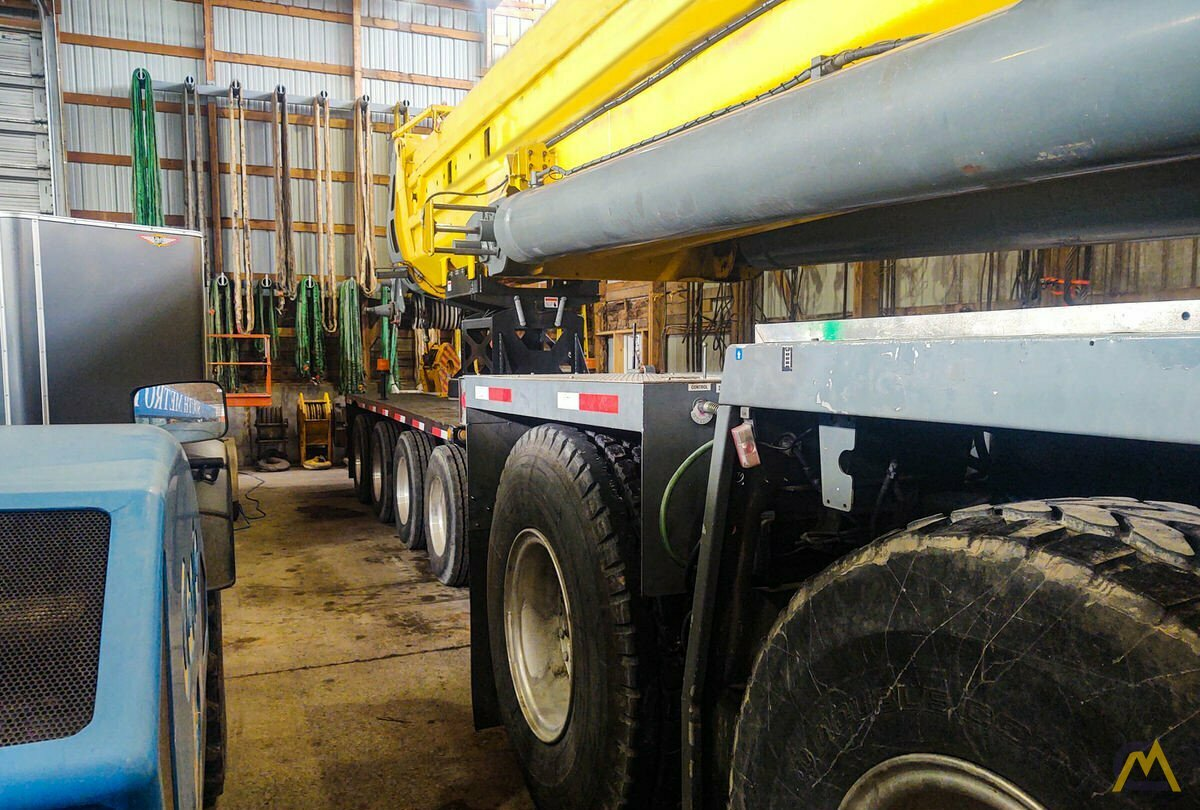 Grove GMK7550 550-ton All Terrain Crane 12