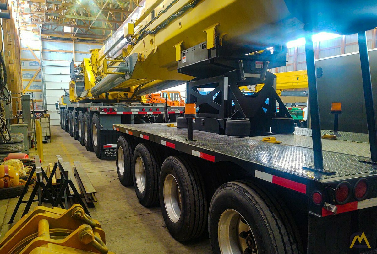 Grove GMK7550 550-ton All Terrain Crane 14