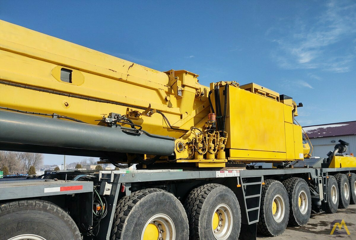 Grove GMK7550 550-ton All Terrain Crane 27